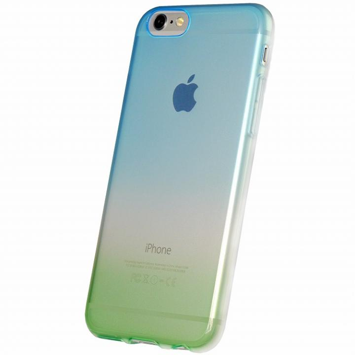 iPhone7 ケース TPUソフトケース 染 ~SO・ME~ 爽 iPhone 7_0