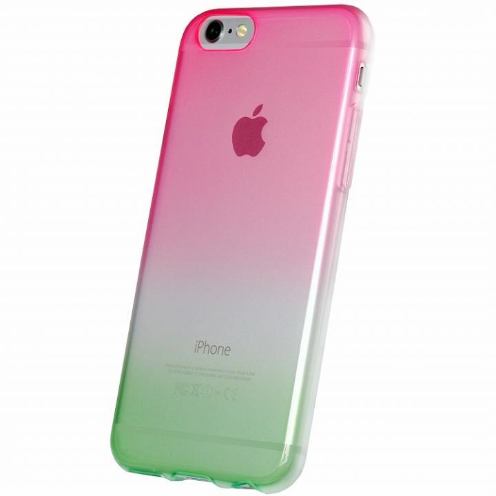 【iPhone7ケース】TPUソフトケース 染 ~SO・ME~ 桜 iPhone 7_0