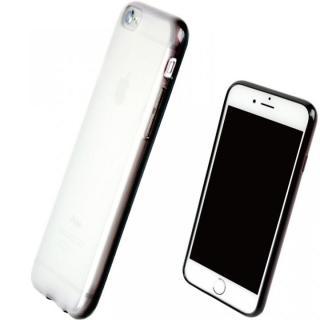 TPUソフトケース 染 ~SO・ME~ ブラウン iPhone 7