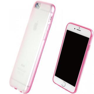 TPUソフトケース 染 ~SO・ME~ ピンク iPhone 7