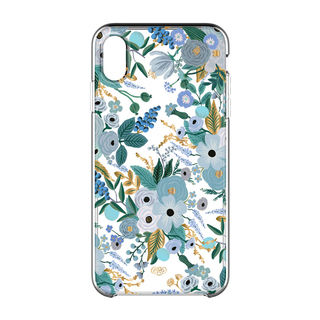 【iPhone XS Maxケース】ライフルペーパー 背面ケース ガーデンパーティ iPhone XS Max