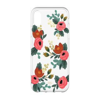 【iPhone XRケース】ライフルペーパー 背面ケース ローサ iPhone XR