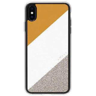 【iPhone XRケース】Athand Frame デザインケース イエロー iPhone XR