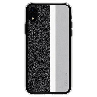 【iPhone XRケース】Athand Stripe デザインケース グレイ iPhone XR