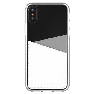Athand O1 バックポケットケース グレイ iPhone XS