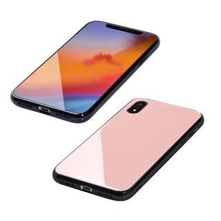 iPhone XR ケース Deff Hybrid Case Etanze ピンク iPhone XR
