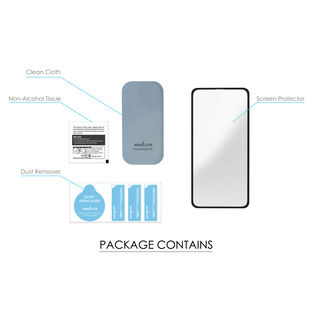 【iPhone XS Maxフィルム】3Dタイプ PERFECT ENCLOSURE 0.2mm 2倍強化ガラス iPhone XS Max_4