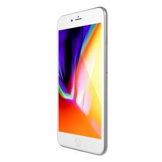 iPhone8 Plus/7 Plus フィルム ABSOLUTE 3Dタイプ PERFECT ENCLOSURE 0.33mm 2倍強化ガラス 縁カラー:ホワイト iPhone 8 Plus/7 Plus