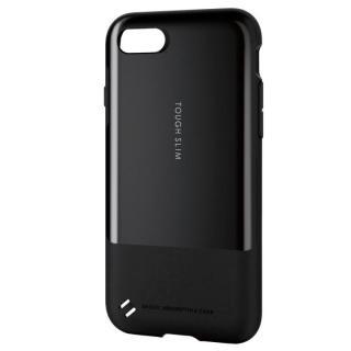 【iPhone7ケース】耐衝撃/薄軽ケース TOUGH SLIM ブラック iPhone 7_2