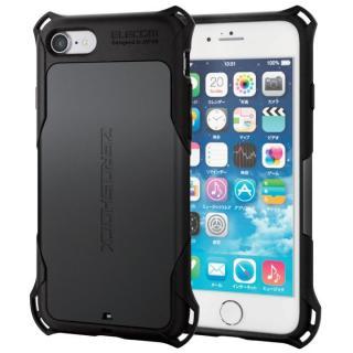 iPhone7 ケース 耐衝撃ケース ZEROSHOCK ブラック iPhone 7