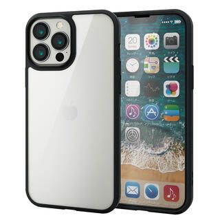 iPhone 13 Pro Max (6.7インチ) ケース ハイブリッドケース TOUGH SLIM 360度保護 ブラック iPhone 13 Pro Max