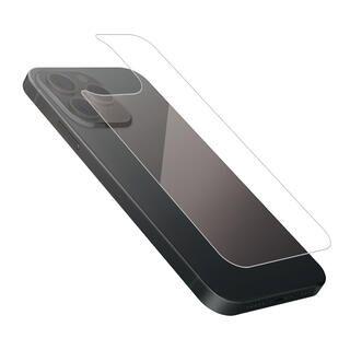 iPhone 13 Pro Max (6.7インチ) フィルム 背面用ガラスフィルム 0.33mm クリア iPhone 13 Pro Max