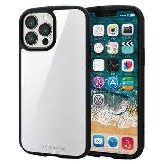 iPhone 13 Pro Max (6.7インチ) ケース ハイブリッドケース TOUGH SLIM LITE MAGKEEP ホワイト iPhone 13 Pro Max