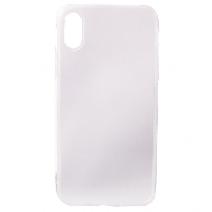 【iPhone Xケース】CURREN ソフトケース クリア iPhone X_0