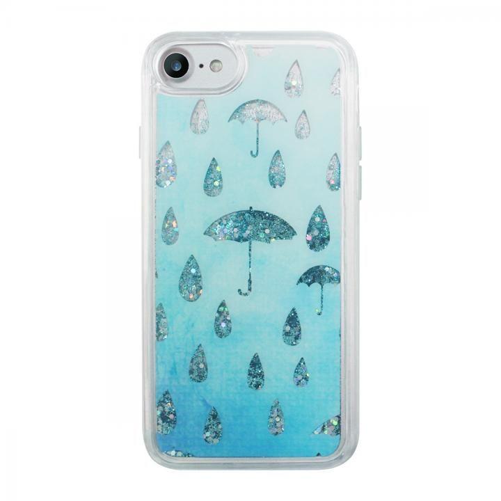スパークルケース Raining day iPhone 8/7