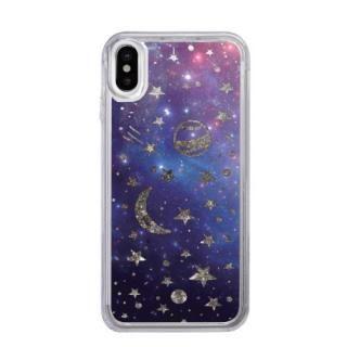 スパークルケース Space iPhone XS/X