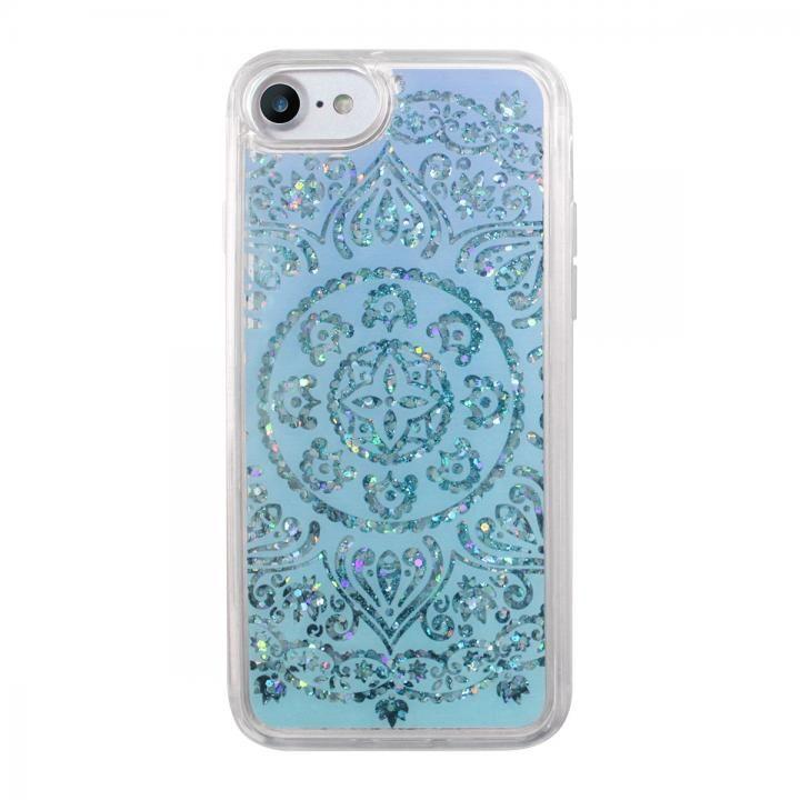 iPhone8/7 ケース スパークルケース White lace iPhone 8/7_0