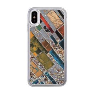 スパークルケース Stone Art iPhone X