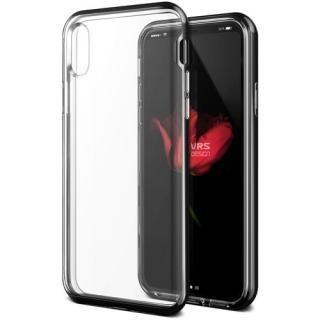 VERUS Crystal Bumper (MIL) メタルブラック iPhone X