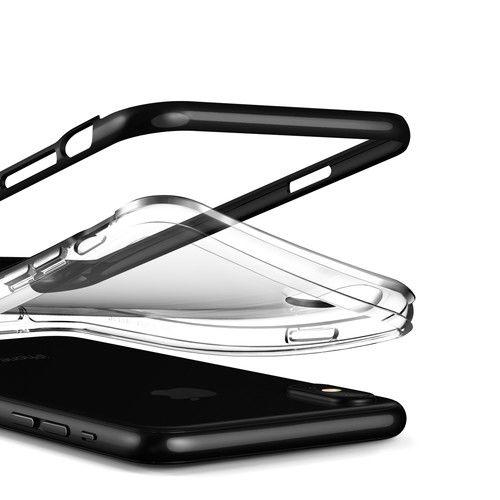 VERUS Crystal Bumper (MIL) ブラック iPhone X