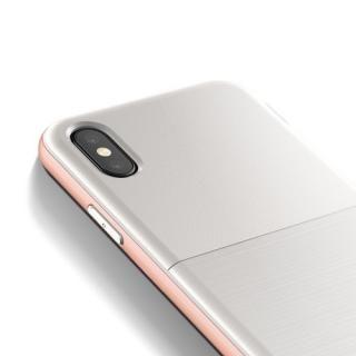 【iPhone XS/Xケース】VERUS High Pro Shield - S (MIL) 耐衝撃ケース ホワイト&ローズゴールド iPhone XS/X_3