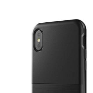 【iPhone XS/Xケース】VERUS High Pro Shield (MIL) 耐衝撃ケース メタルブラック iPhone XS/X_2