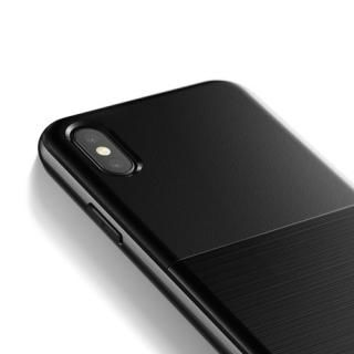 【iPhone XS/Xケース】VERUS High Pro Shield (MIL) 耐衝撃ケース メタルブラック iPhone XS/X_3