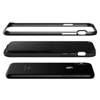 【iPhone XS/Xケース】VERUS High Pro Shield (MIL) 耐衝撃ケース メタルブラック iPhone XS/X_4