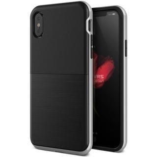 VERUS High Pro Shield (MIL) 耐衝撃ケース シルバー iPhone X