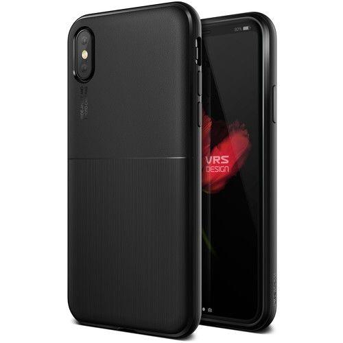 VERUS Single Fit ブラック iPhone X