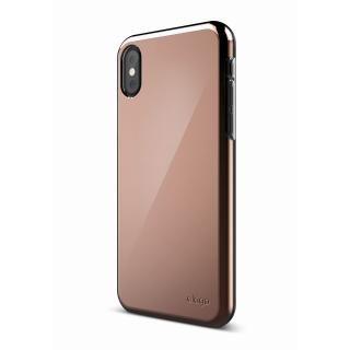 elago S8 SLIM FIT 2 薄型ケース ローズゴールド iPhone X