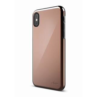 elago S8 SLIM FIT 2 薄型ケース ローズゴールド iPhone XS/X