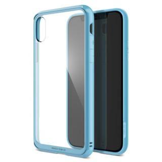 OBLIQ Naked Shield スカイブルー iPhone X