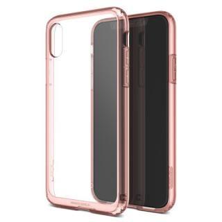 OBLIQ Naked Shield ローズゴールド iPhone X