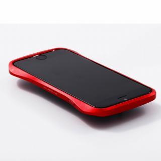 アルミニウムバンパー Cleave レッド iPhone 6バンパー
