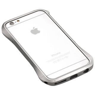 アルミニウムバンパー Cleave シルバー iPhone 6s/6バンパー