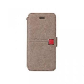 iPhone SE/5s/5 手帳型ケース Masstige Color Point Diary  Gray
