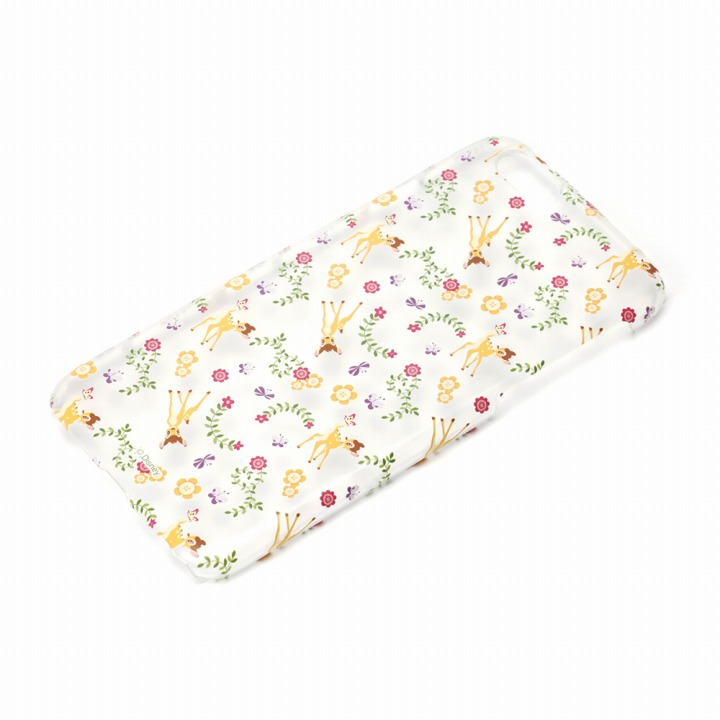 iPhone6 ケース マットクリアハードケース ディズニー バンビ iPhone 6ケース_0