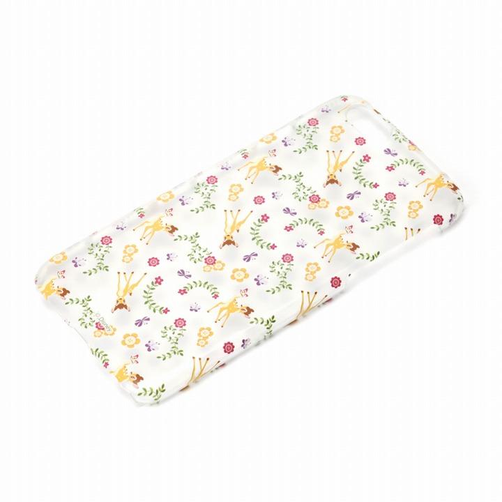 【iPhone6ケース】マットクリアハードケース ディズニー バンビ iPhone 6ケース_0