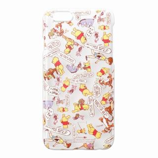 【iPhone6ケース】マットクリアハードケース ディズニー くまのプーさん iPhone 6ケース_1