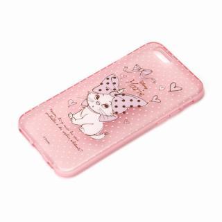 セミハードケース マリー (ラメ入り半透明) iPhone 6ケース