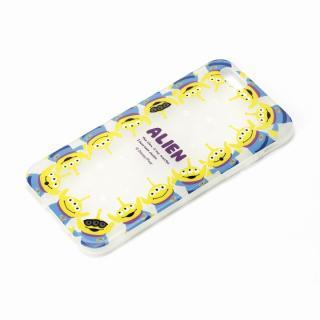 セミハードケース エイリアン (ラメ入り半透明) iPhone 6ケース