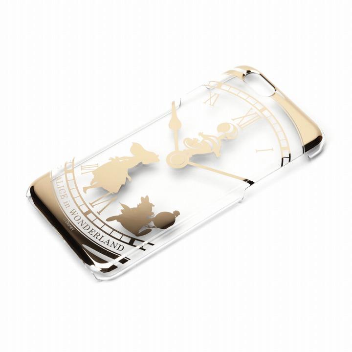 iPhone6 ケース 金箔押しクリアハードケース アリス iPhone 6ケース_0
