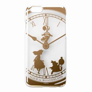 【iPhone6ケース】金箔押しクリアハードケース アリス iPhone 6ケース_1