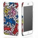 キース・へリング コレクション ハードクリアケース カオス/クリア iPhone 6ケース