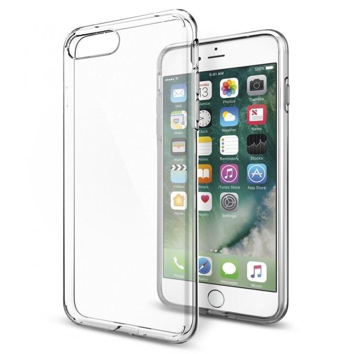 Spigen リキッドクリスタルケース iPhone 8 Plus/7 Plus