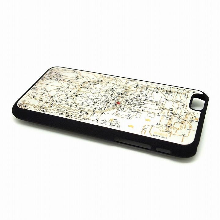 【iPhone6ケース】東京回路線図 白 iPhone 6ケース_0