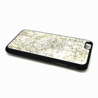 東京回路線図 白 iPhone 6ケース