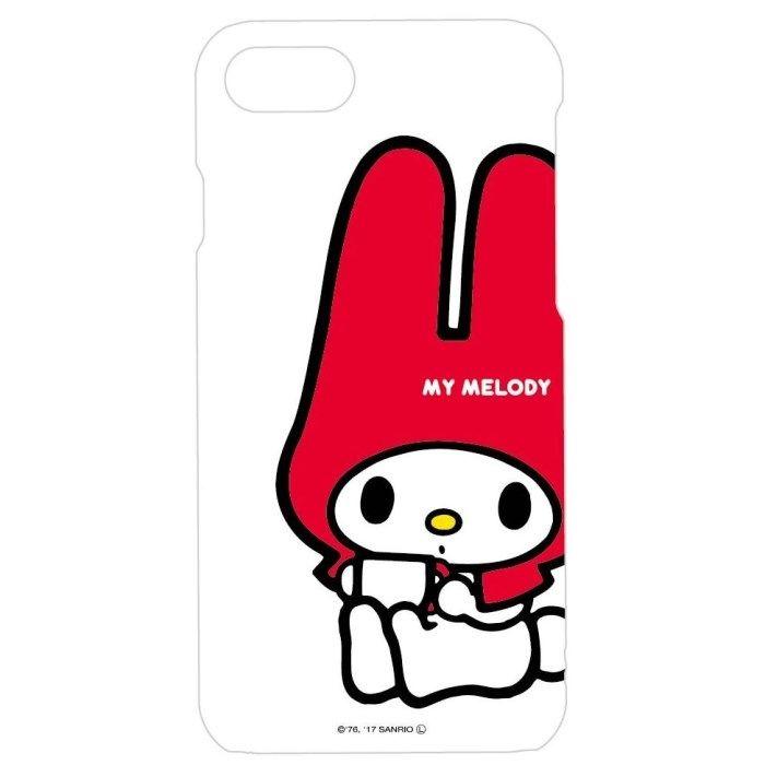 iPhone8/7/6s/6 ケース サンリオキャラクターズ ハードケース マイメロディ iPhone 8/7/6s/6_0