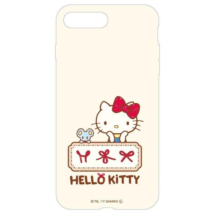 【iPhone8 Plus/7 Plusケース】サンリオキャラクターズ ハードケース ハローキティ iPhone 8 Plus/7 Plus/6s Plus/6 Plus_0